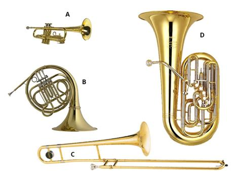 brass section instruments study instruments part 1