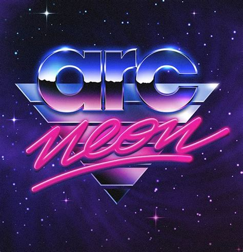 80 s design jaw dropping 80s style neon artwork designs creative nerds