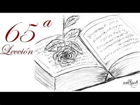 libro rosa de cendra aprende a dibujar 65 170 lecci 243 n rosa y libro youtube