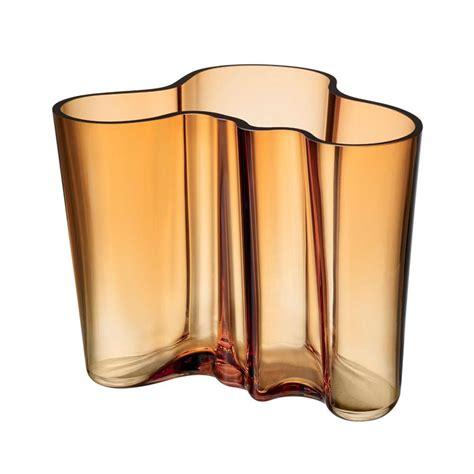 Aalto Vases by Iittala Alvar Aalto Vase 160 Mm Desert Luft Alvar Aalto