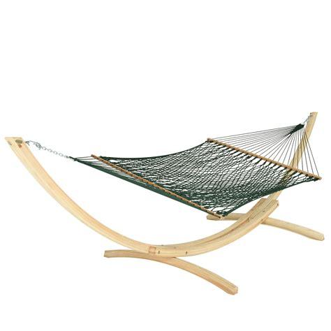 Duracord Hammock green deluxe duracord rope hammock hatteras hammocks