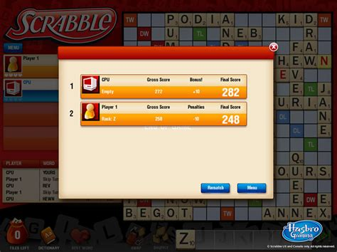scrabble software for windows 7 scrabble play free ozzoom planet