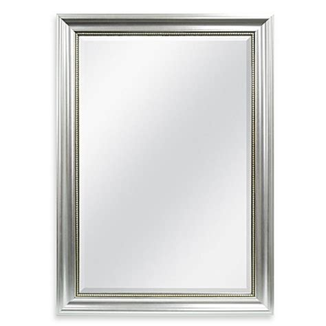 42 bathroom mirror buy decorative 30 25 inch x 42 25 inch wall mirror in