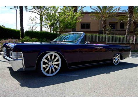 School Lincoln Continental by 1965 Lincoln Continental For Sale Classiccars Cc