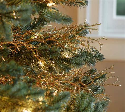 tree picks gold coral tree pottery barn