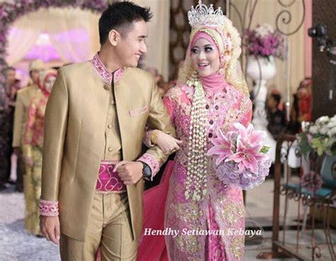 Setelan Kebaya Gaun Pengantin 2 the theory baju pengantin pria muslim setelan
