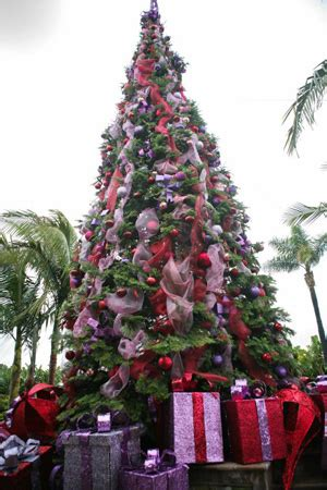 ritz carlton point tree lighting best hotels with spirit in southern california