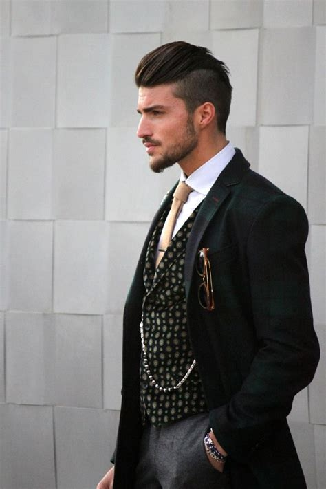 the gentlemans vintage haircut the dapper gentleman the dapper gentleman men s fashion pinterest