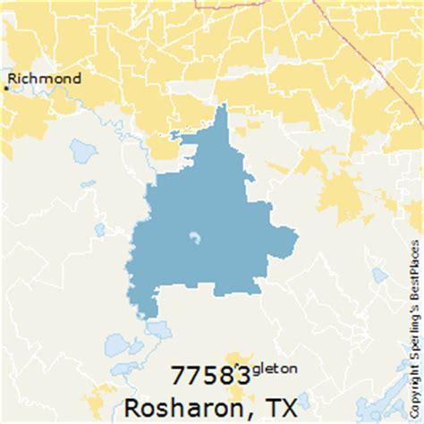 places    rosharon zip  texas