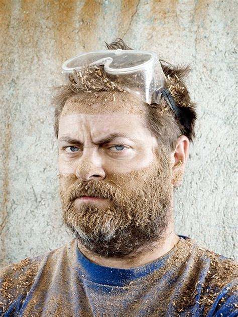 swanson woodworking nick offerman who s who