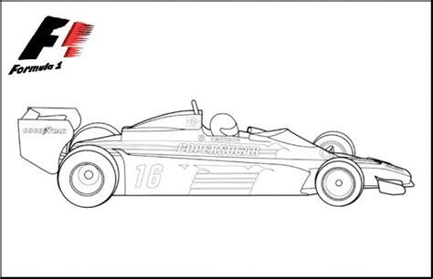 Formula 1 Sketches by F1 Formula 1 Coloring And Drawing Sheet