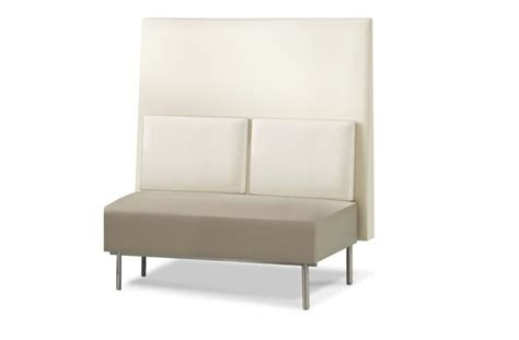 high back banquette martin brattrud products seating banquettes reveal