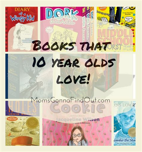 Books 10 Year Olds Will