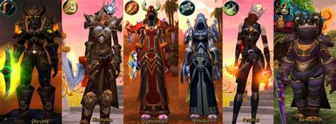 Wow Collagen my wow characters collage wow amino