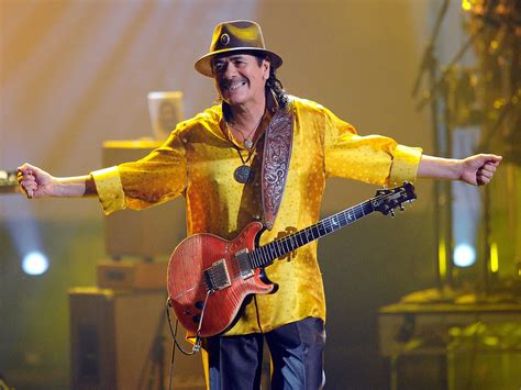 Carlos Santana Takes A Spin On The by Carlos Santana Wants These Songs To Play In Elevators And