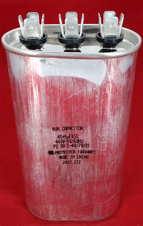 45 5 capacitor lowes dual run capacitor lowes 28 images air conditioner capacitors images air conditioner