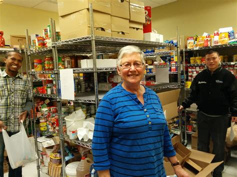 Food Pantry Community Service by Food Bank Agincourt Community Services Assocation
