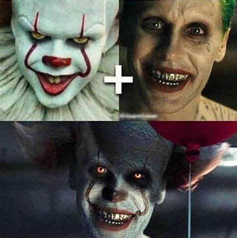 joker meme pennywise joker clowns memes harley quinn and