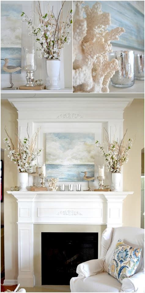 15 awesome ideas to decorate your fireplace mantel house