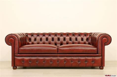 divani chester in offerta divano chesterfield large vama divani