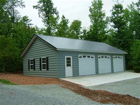 3 car garages sheds ottors garage plans with lean to