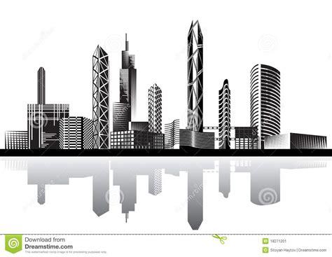 imagenes a blanco y negro de ciudades ciudad blanco y negro imagen de archivo imagen 18271201