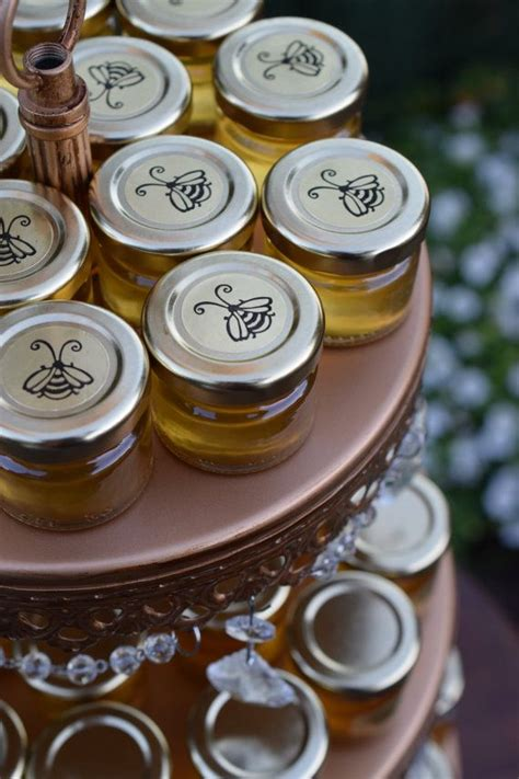 Baby Shower Favors Honey Jars by Best 25 Honey Jar Favors Ideas On Wedding