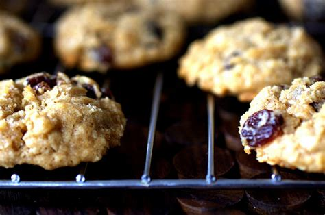 Smitten Kitchen Oatmeal Cookies by Thick Chewy Oatmeal Raisin Cookies Smitten Kitchen