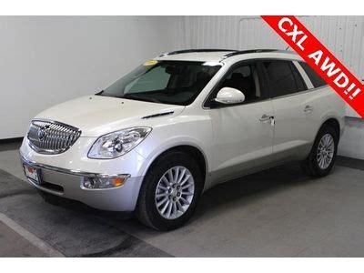 2009 buick enclave for sale by owner buy used used 09 buick enclave awd leather local trade