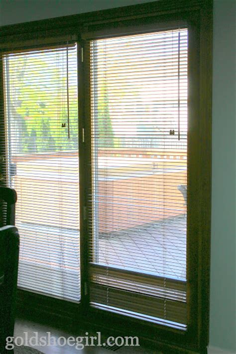 wooden patio door blinds gold shoe april 2012