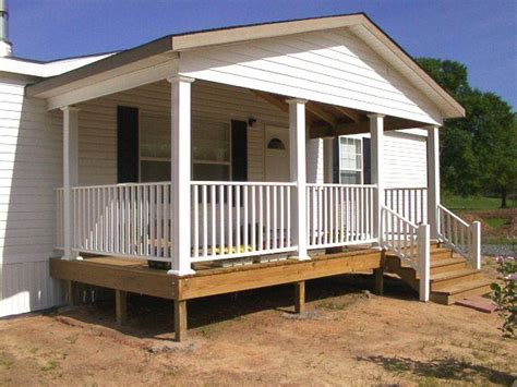 modular porches mobile home decks new modular info