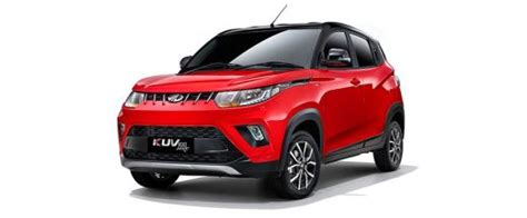 Mahindra KUV100 Price (Check February Offers!)   Images