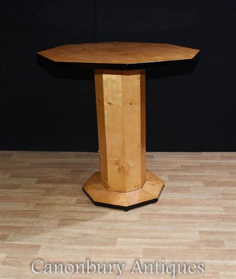 deco table deco side table octagonal tables