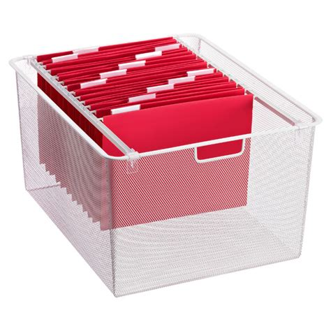 Container Store Elfa Drawers by White Elfa Drawer File Channels The Container Store