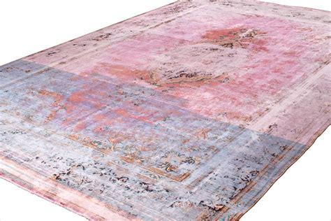Pastel Area Rugs Contemporary Handwoven Pastel Area Rug For Sale At 1stdibs