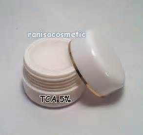 Peeling Tca 5 By Toko Theraskin ranisa cosmetic personal home peeling wajah aman