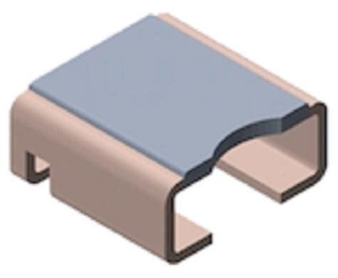 power metal resistors vishay vishay packs 3w power metal resistor strips in 1216 size ee times india