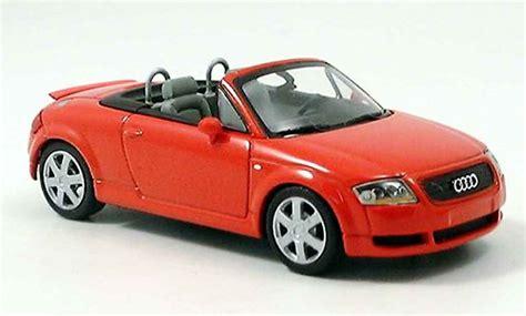 Audi Tt Rot by Audi Tt Roadster Rot 1999 Minichs Modellauto 1 43