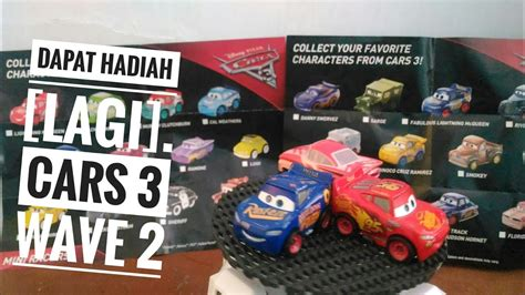 Diecast Mattel Mini Racers Cars 3 Wave 3 No 29 Florida Ramone Pink unboxing review mini racers disney pixar cars 3 wave 2 fabulous mcqueen florida ramone