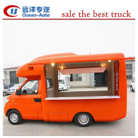 mobile truck mobile food truck suppliers grill snack food truck for