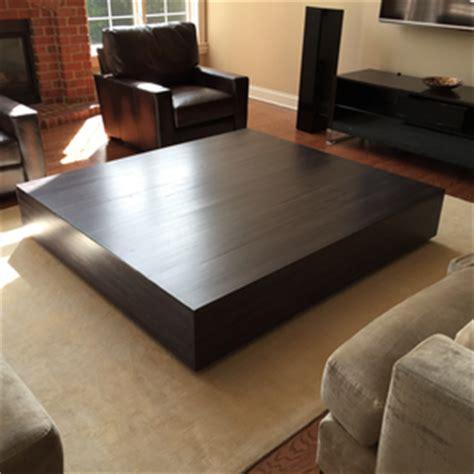 Hardwood Dining Room Table custom coffee tables handmade wood coffee tables