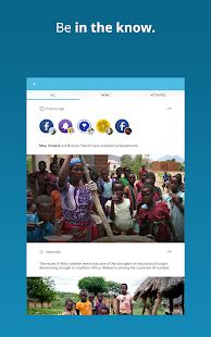 sharethemeal – help children android apps on google play
