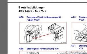Volvo V70 Cem Cem Xc 90 Lage Elektronik Spinnt Beim Xc90 Volvo S60