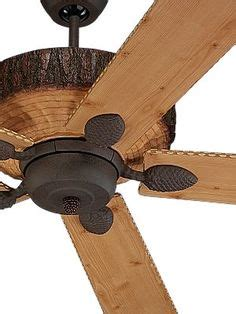 lodge style ceiling fans 1000 ideas about rustic ceiling fans on
