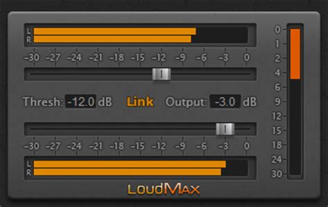 kvr: loudmax by thomas mundt dynamics (compressor