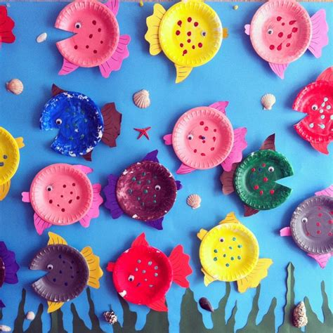 sea creature crafts for iisr portion paper 2015 crafts