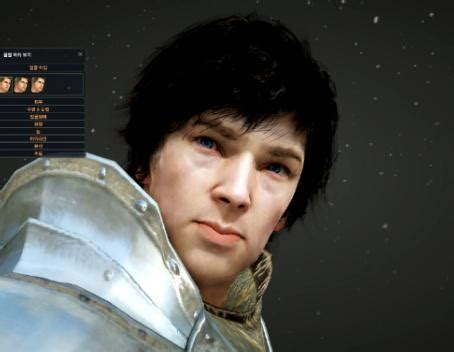 black desert: celebrities made with the character creation