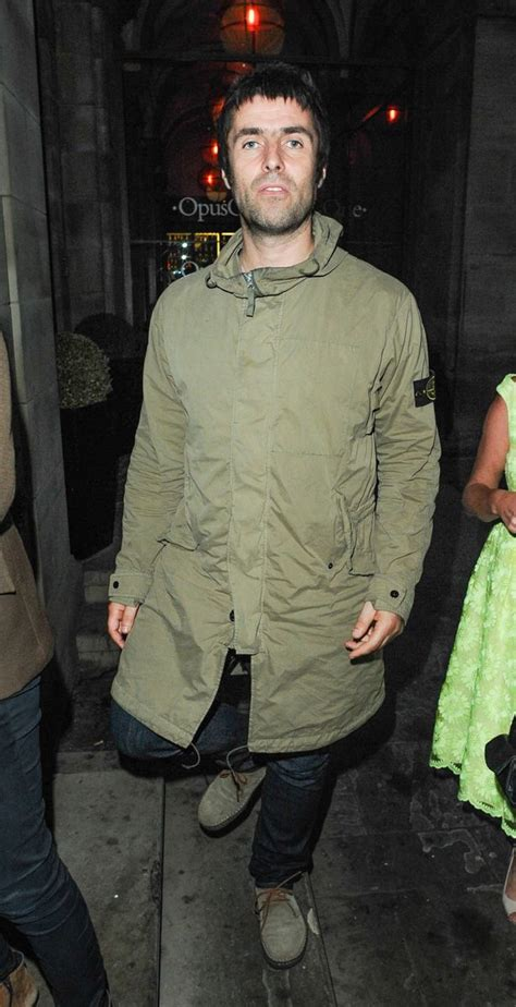 Pretty Green Oasis Sweater Hoodie mr sifter in liam gallagher s new pretty green fashion shoot manchester evening news