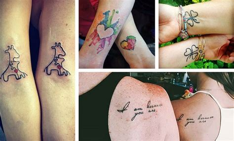 mother daughter tattoos pictures 66 amazing tattoos stayglam