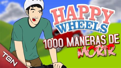 happy wheels full version zip download happy wheels quot 1000 maneras de morir quot youtube